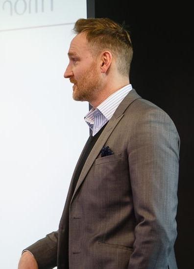 Ian Farrar Technology Speaker