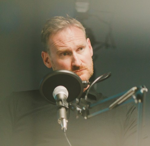Ian Farrar Podcaster